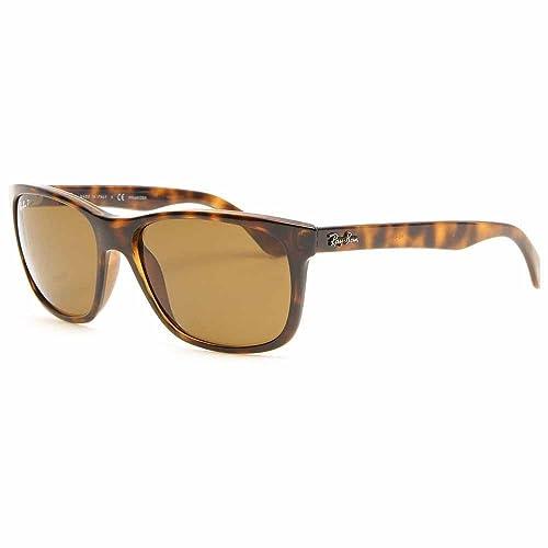amazon com ray ban rb4181 highstreet sunglasses 710 83 tortoise rh amazon com