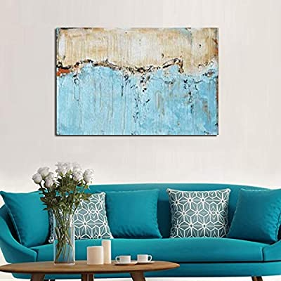 Fabulous Qyydyh Modern Abstract Art Painting Kitchen Landscape Wall Complete Home Design Collection Epsylindsey Bellcom