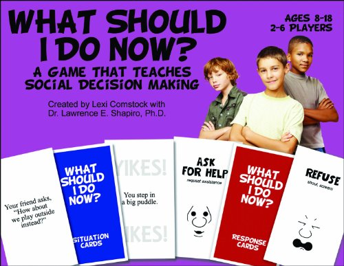 What Should I Do Now?: A Game That Teaches Social Decisions Making