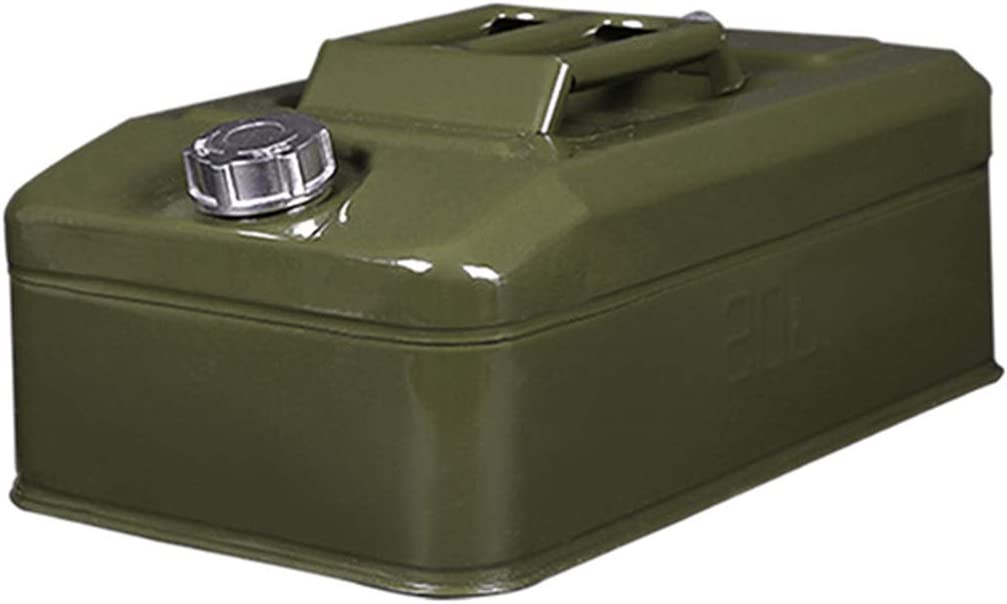 pare car Fuel Tank Oil Drum 3 Handles ZZR Thicken Fuel Tank Portable Gas Petrol can with Oil pipe Outdoor 20L// 30L//40L Portable Fuel Container