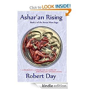 Ashar'an Rising (Nexus Wars Saga) Robert Day
