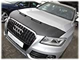 #9: Hood Bra Front End Nose Mask for Audi Q5 2013-2016 Bonnet Bra STONEGUARD Protector Tuning
