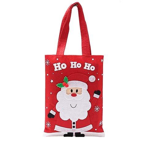 BESTOYARD Navidad Bolsa de Regalo Navidad Chucherías ...