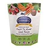 Raw Naturals by Stewart Freeze Dried Dog Food in Resealable Pouch, 12-Ounce, Lamb by Stewart