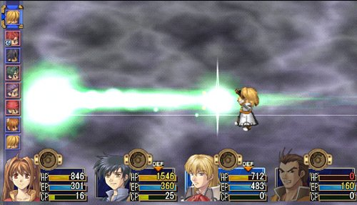 The Legend of Heroes: Trails in the Sky - Sony PSP by Xseed Games (Image #4)