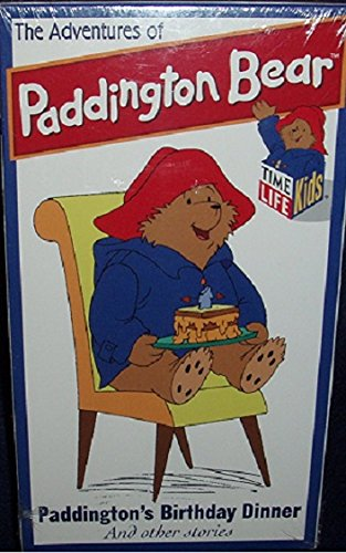 Adventures of Paddington Bear: Paddington's Birthday Dinner [VHS]