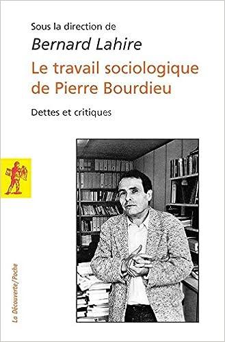 En ligne téléchargement gratuit Le travail sociologique de Pierre Bourdieu pdf, epub ebook
