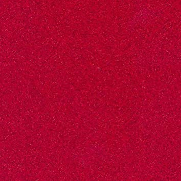 Amazon Com Sparkle Vinyl Ruby Red Fabric By The Yard