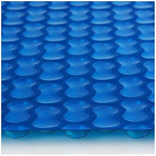 International Cover Pool Boîtier piscine été GeoBubble 500 microns pour x famille piscine de 6 x pour 6 mètres avec renfort dans les deux côtés étroits). 6x6metros 34cf23