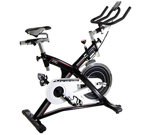 BH Khronos indoorbike - 22 kg schwungmasse - feineinstellung sitz und lenker - trainingscomputer - max. Nutzergewicht 115 kg