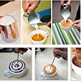 Guardians Stailless Steel High-end Coffee Art Pens