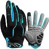 Cool Change Full Finger Bike Gloves Unisex...