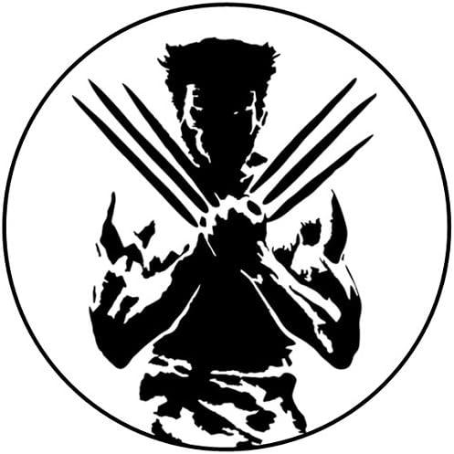 Wolverine - Marvel - insignia/Imán/llavero/llavero abrebotellas ...