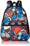 LeSportsac Basic Backpack, Swoop/Dee/Doo, One Size