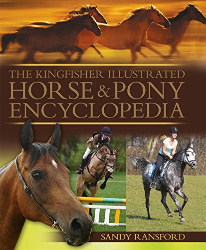 The Kingfisher Illustrated Horse and Pony Encyclopedia ()