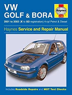 volkswagen golf and bora petrol and diesel 1998 2000 service and rh amazon co uk manual reparatii vw golf 5 manual reparatie vw golf 5