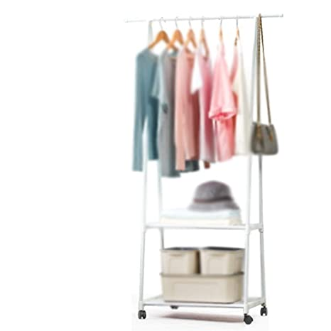 Amazon.com: Metal Coat Rack, Removable Floor Hanging Hanger ...