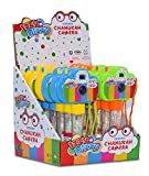 12-Pack Candy Filled Chanukah Viewing Toy - Mini