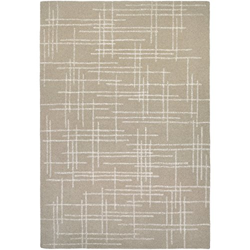 -Natural Collection Cresson Rug, Linen, 3 by 5-Feet ()