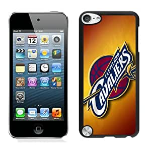 New Custom Design Cover Case For iPod Touch 5th Generation Cleveland Cavaliers 2 Black Phone Case