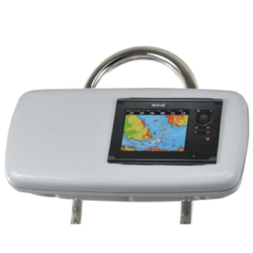 NavPod GP1040-07 SystemPod Pre-Cut f/Simrad NSS7 or B&G Zeus Touch 7 & Space On The Left f/9.5 Wide Guard Consumer Electronics