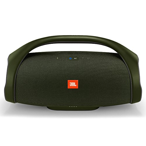 (JBL Boombox Portable Bluetooth Waterproof Speaker (Forest)