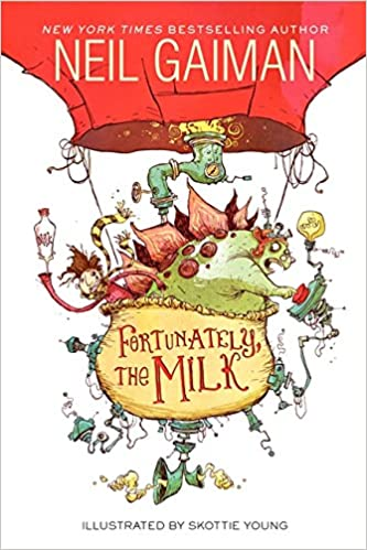 Image result for fortunately the milk book