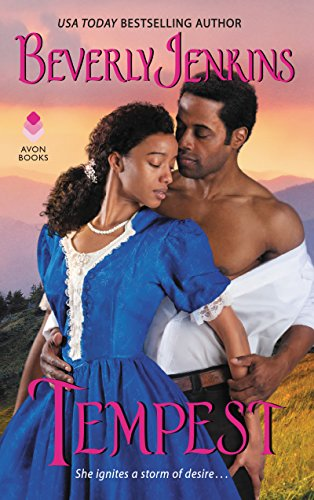 Tempest (Old West Book 3) by [Jenkins, Beverly]
