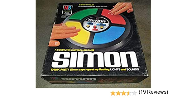 Amazon.es: Simon by Milton Bradley