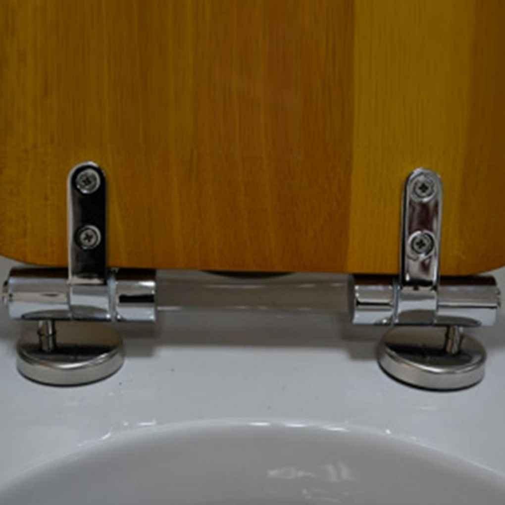 Vkospy Ba/ño Sitio de Resto de Closestool WC Tapa de Cubierta de Asiento Cubierta con bisagras para lavamanos de Pedestal Gemel Hotel Pan