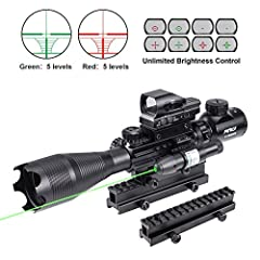 Rifle Scope 4-16X50EG
