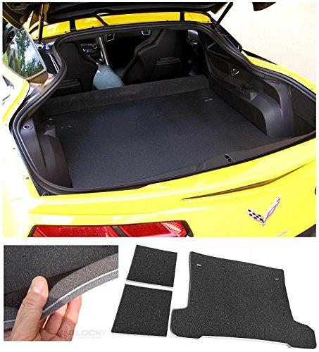 Blockit 2014-2017 Corvette Stingray, Grand Sport, Z06 Sound Deadening System