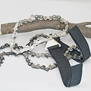 "Amazon.com: Survival Pocket Chain Saw - 36"" Hand Chainsaw"