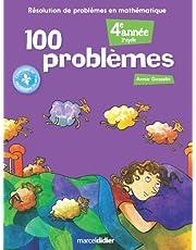 100 problèmes 4e année
