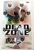 The Dead Zone Seasons 1 & 2 Trading Cards Box Set - 40 Packs