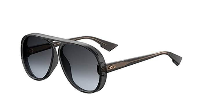 6e3b4508ddc Image Unavailable. Image not available for. Color  Authentic Christian Dior  Diorlia KB7 1l Gray Sunglasses