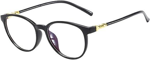 gafas retro con estilo vintage con ojo estilo gato lentes transparentes Gafas originales y unisex