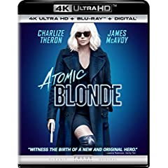 ATOMIC BLONDE arrives on Digital Oct. 24 and on 4K, Blu-ray and DVD Nov. 14 from Universal Pictures