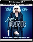 Cover Image for 'Atomic Blonde [4K Ultra HD + Blu-ray + Digital]'