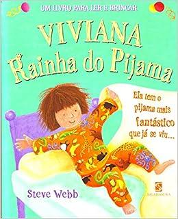 Rainha do Pijama (Em Portuguese do Brasil): Steve Webb: 9788516051020: Amazon.com: Books