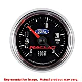 Auto Meter 880074 2-1/16'' 30 in Hg-30 PSI Electric Boost-Vacuum Gauge for Ford