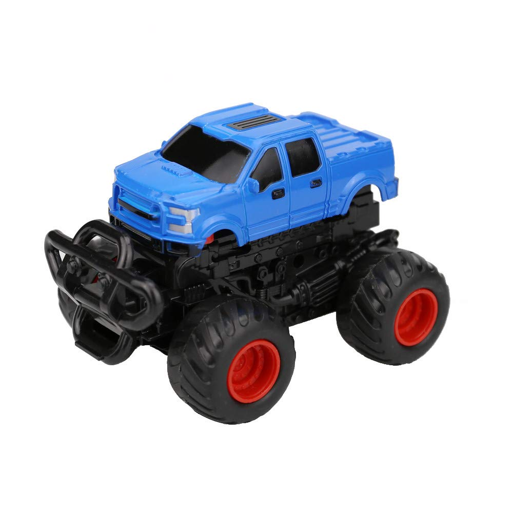 Gyouanime Christmas Toys Pull Back and Bounce Up Car for Kids Mini Car Model Toy Xmas