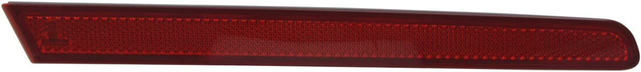 TYC 17-5357-00-1 Compatible with Ford Explorer Right Replacement Reflex Reflector