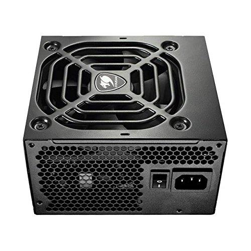 Cougar VTX500 Power Supply 80+ BRONZE Certified 500W with Ultra-Silent Fan (Ultra 500w Power Supply)