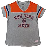 MLB Girls V-Neck Jersey Shirt