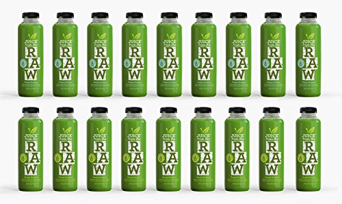 juices from the raw - 3