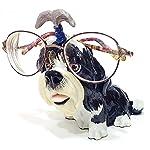 Shih Tzu Dog Breed Novelty Eyeglass Holder Stand 3