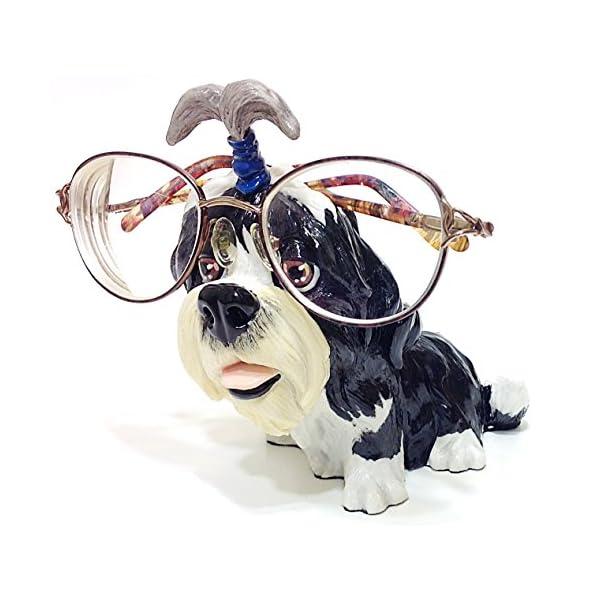 Shih Tzu Dog Breed Novelty Eyeglass Holder Stand 1