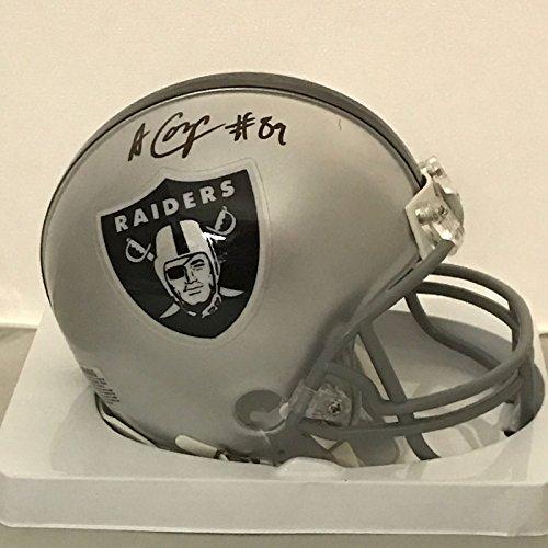 Oakland Raiders Signed Nfl Football - 6