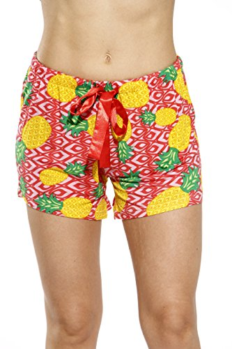 CS601104-44-S Christian Siriano New York Womans Pajamas Shorts - PJs - Sleepwear